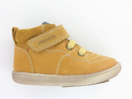 Primigi VITELLO Baby Boots Velcro (Yellow) 18 only!